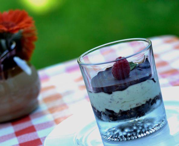 Dessert in a Glass