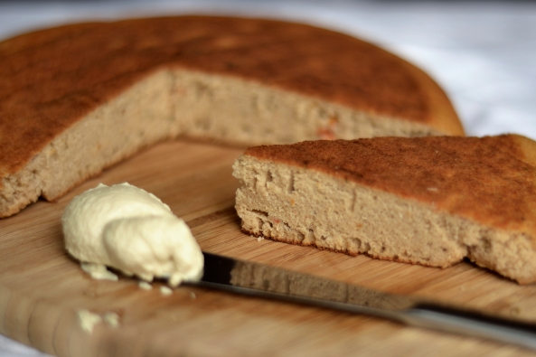 Gluten free 'Bread-in-a-pan'