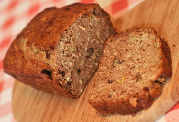 Sweet Buckwheat Fruit Bread