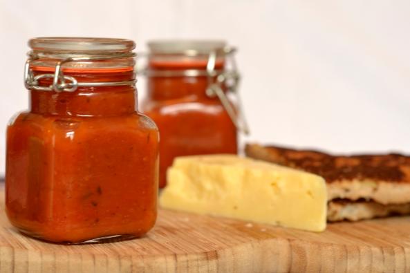 Tomato Chilli Jam
