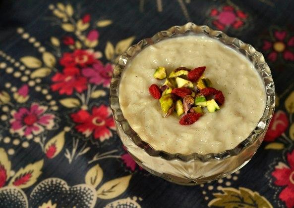vermicelli rice pudding